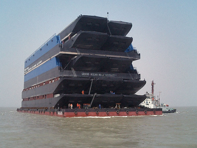 Barge Definition